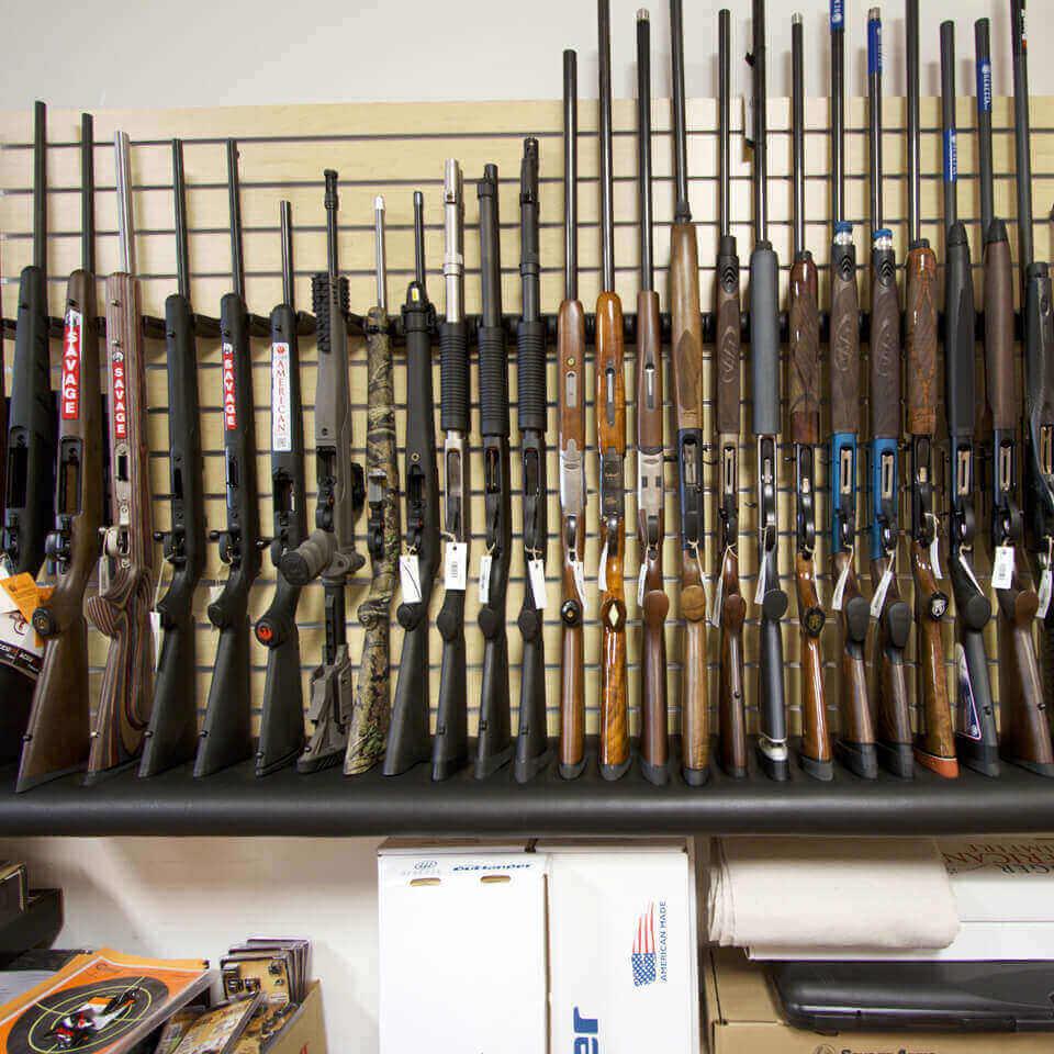 Pro Sporting Goods | Gun Shop | Shotguns | Trap & Skeet
